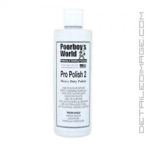 Poorboy's World Pro Polish 2 - 16 oz