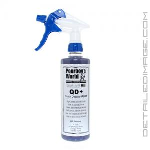 Poorboy's World Quick Detailer Plus (QD+) - 16 oz