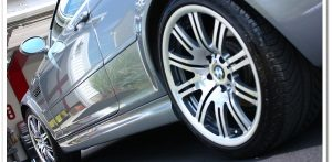 2005 BMW M3 in Silver Grey Metallic