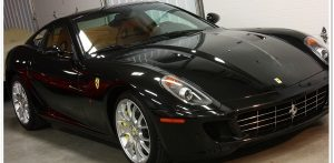 Full Detail on a Ferrari 599 GTB