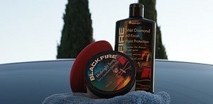 Blackfire Midnight Sun Carnauba Wax Review