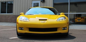 2008 Z06 Vette in Velocity Yellow Tintcoat