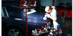 36-Hour Paint Correction Detail: Rolls Royce Phantom