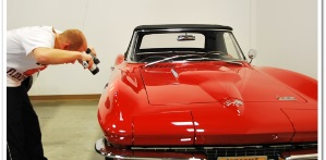 1966 Corvette Stingray Paint Correction Detail