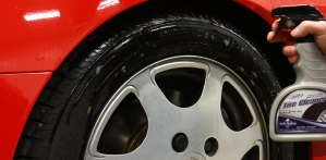Product Review: Tuf Shine Tire Shine Kit
