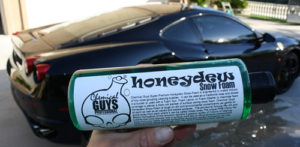 Product Review: Chemical Guys HoneyDew Snow Foam