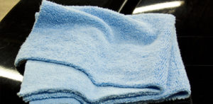 Product Review: DI Microfiber Autofiber Zero Edge Towel