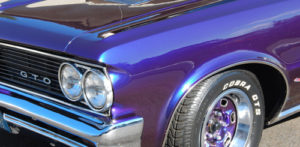 1964 GTO Preservation Detail