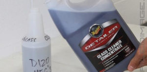 Product Review: Meguiar's Glass Cleaner Concentrate (D120)