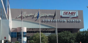 Our first day, we finally made it [SEMA Show 2012]