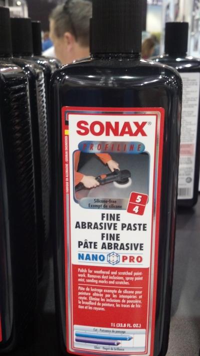 SONAX Profiline Fine Abrasive Paste