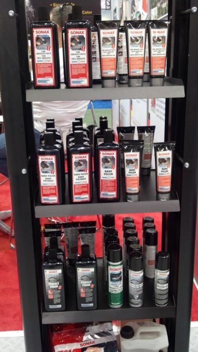 New SONAX Profiline Products
