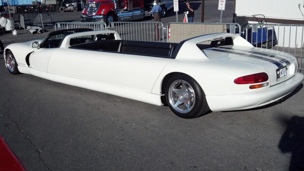 Dodge Viper Limo