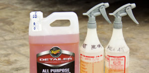 Product Review: Meguiar's All Purpose Cleaner Plus D103
