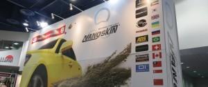 Nanoskin - SEMA Show 2013