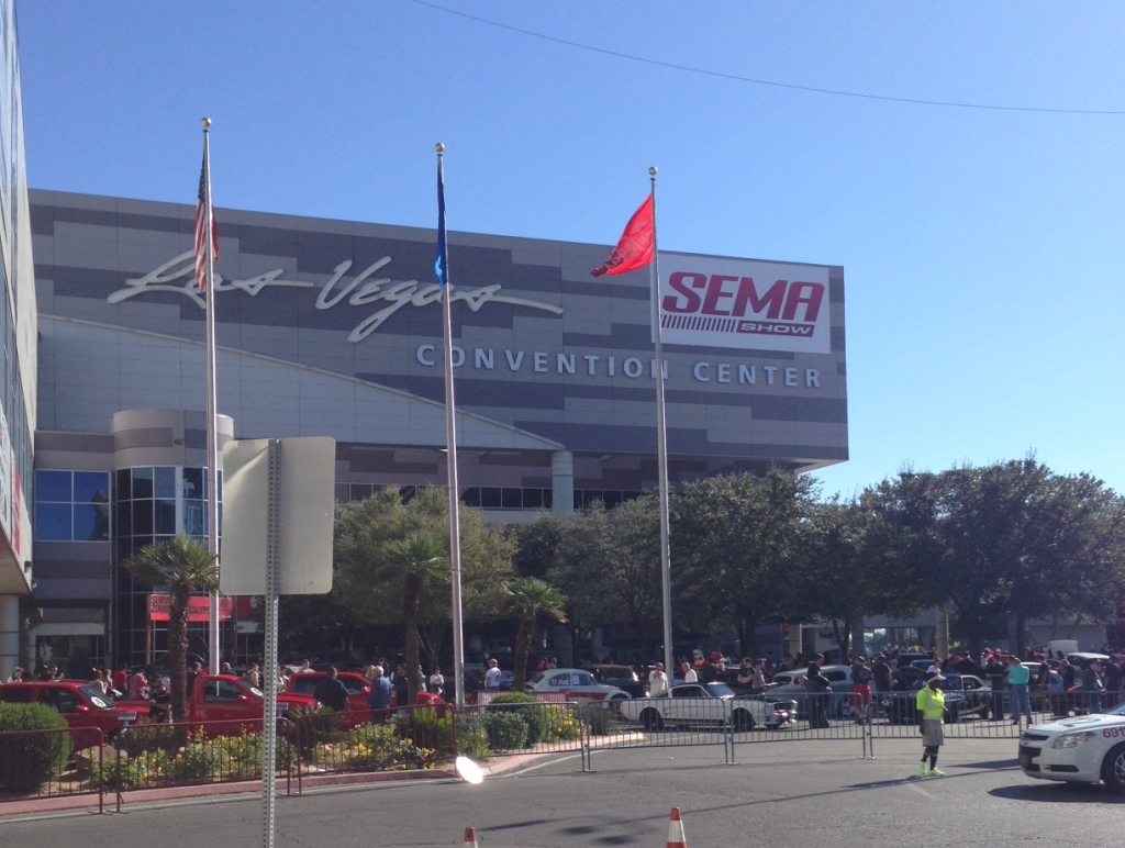 Welcome to SEMA Show 2013