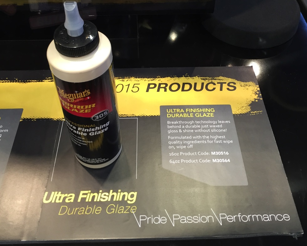 Meguiar's Ultra Finishing Durable Glaze M305