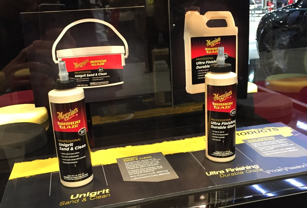 New Meguiar's Products