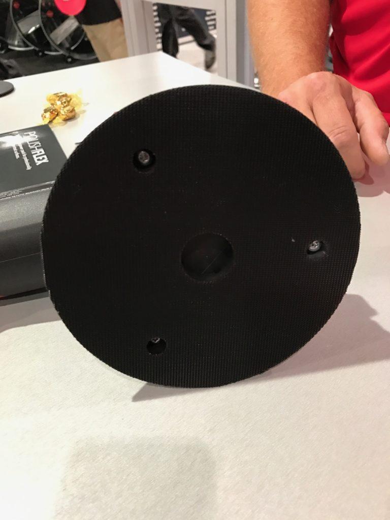 FLEX XFE7-15 backing plate