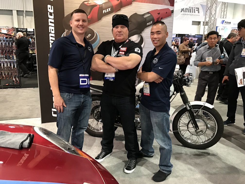 sema greg and mike with renny doyle