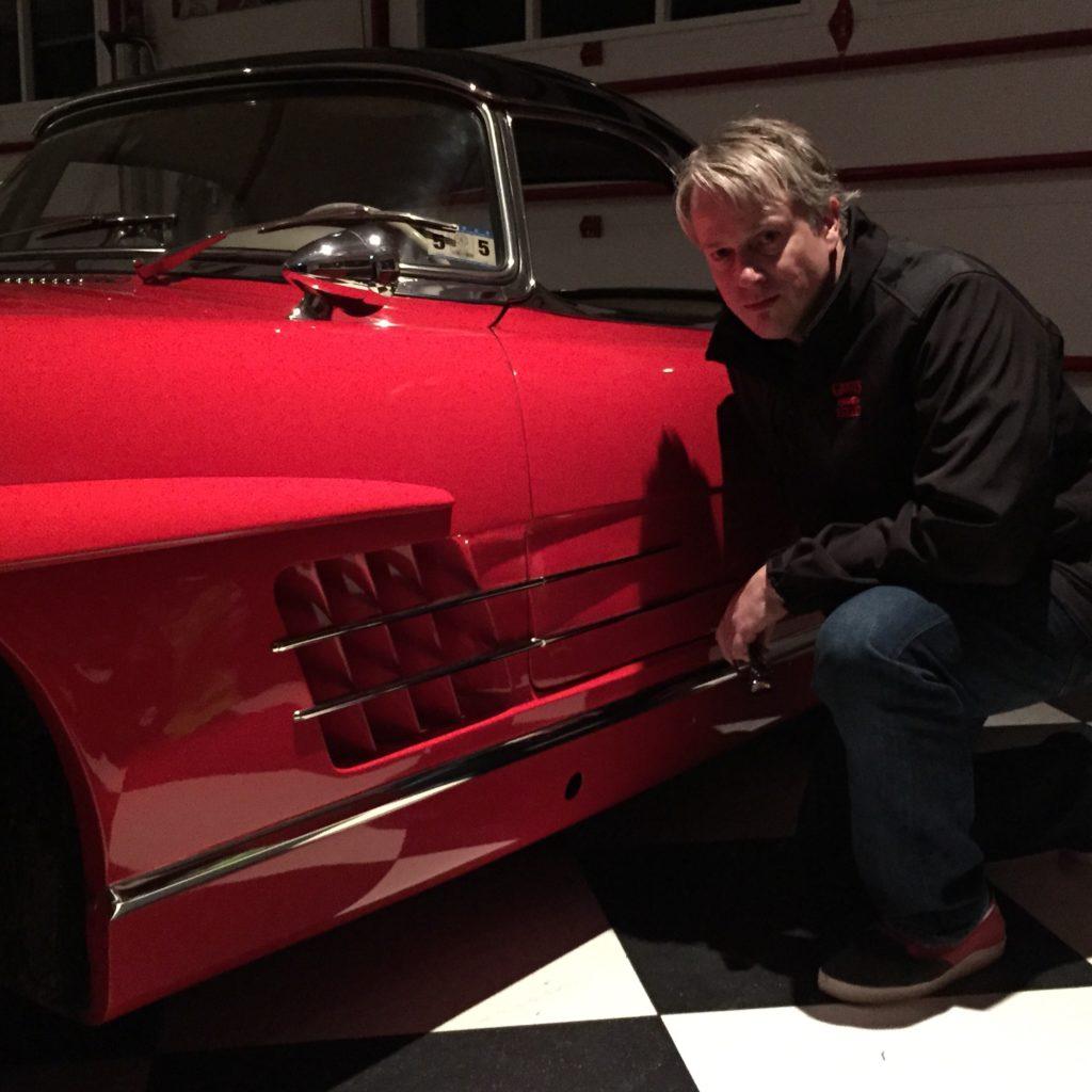 Jeff Brown of Griot's Garage