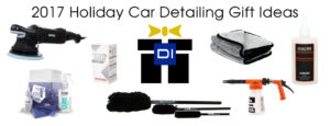 2017 Holiday Car Detailing Gift Ideas Featured Image