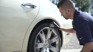 How To Dress Your Tires Properly
