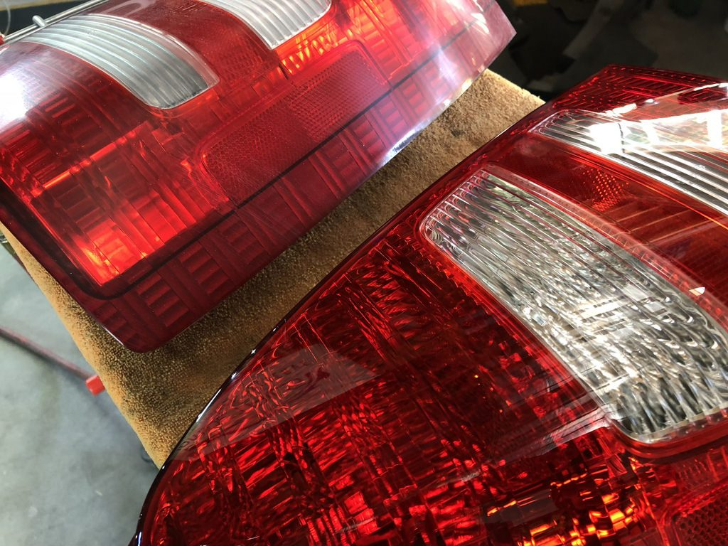 The Little Details: Taillight Restoration | Ask a Pro Blog