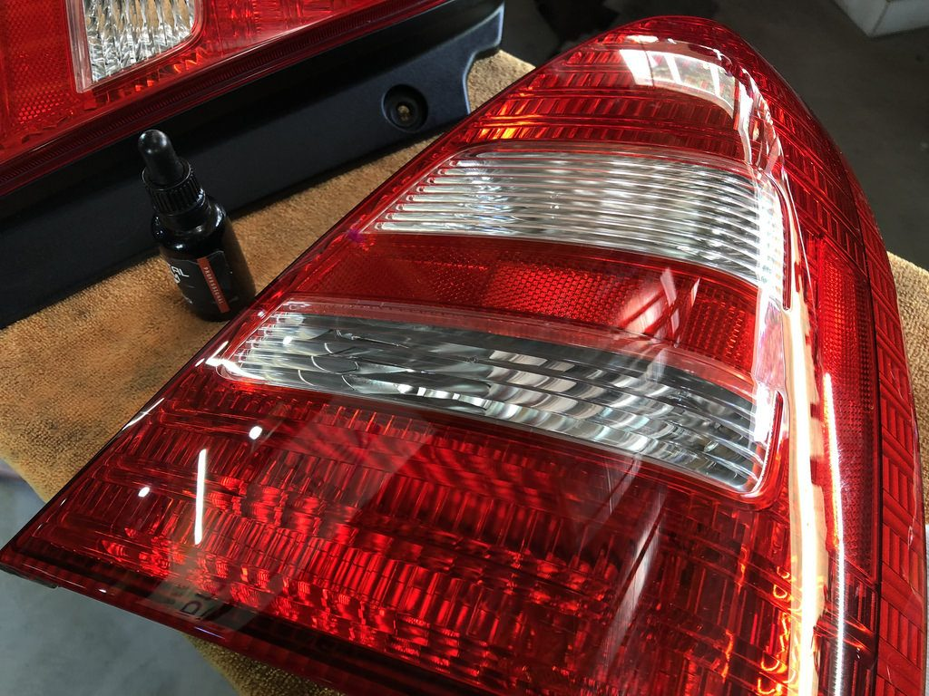 The Little Details: Taillight Restoration | Ask a Pro Blog