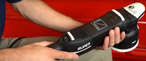 Rupes Mille Rotary Polisher Video Featured Image