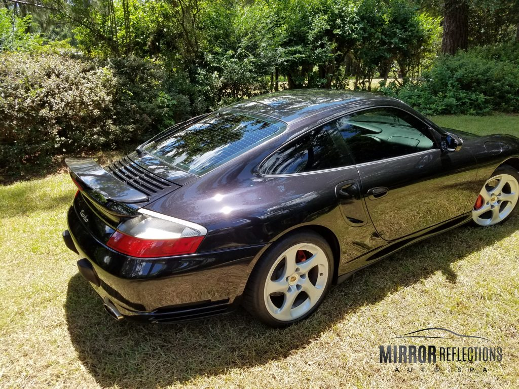 Polished-Black-Car
