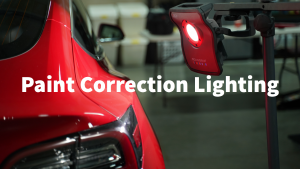 Paint Correction Lighting