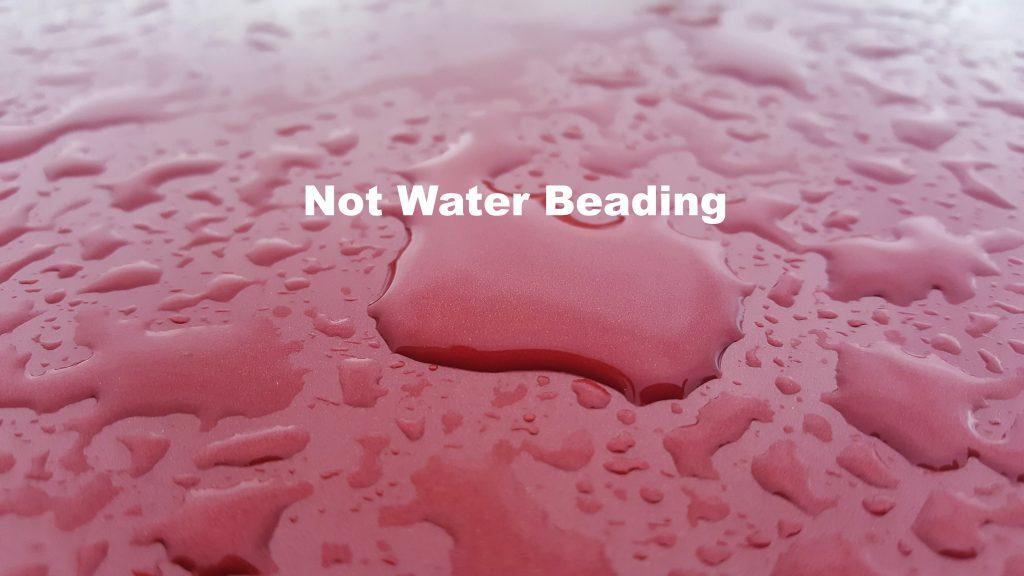 no beading