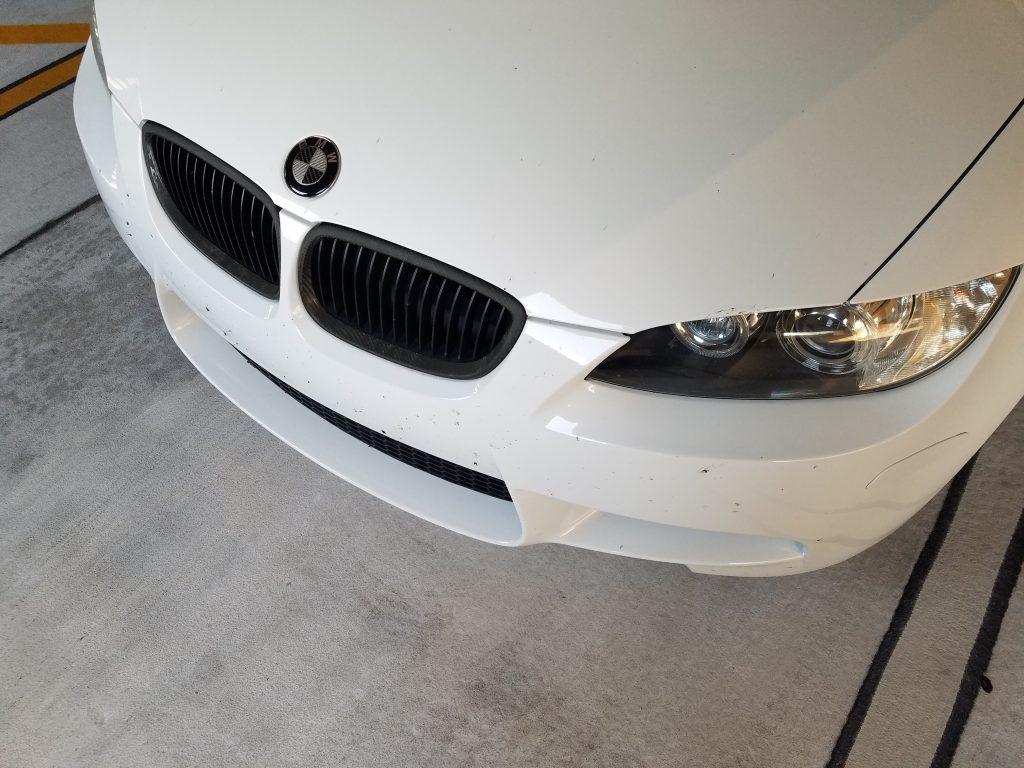 BMW-M3-Prior To Detailing