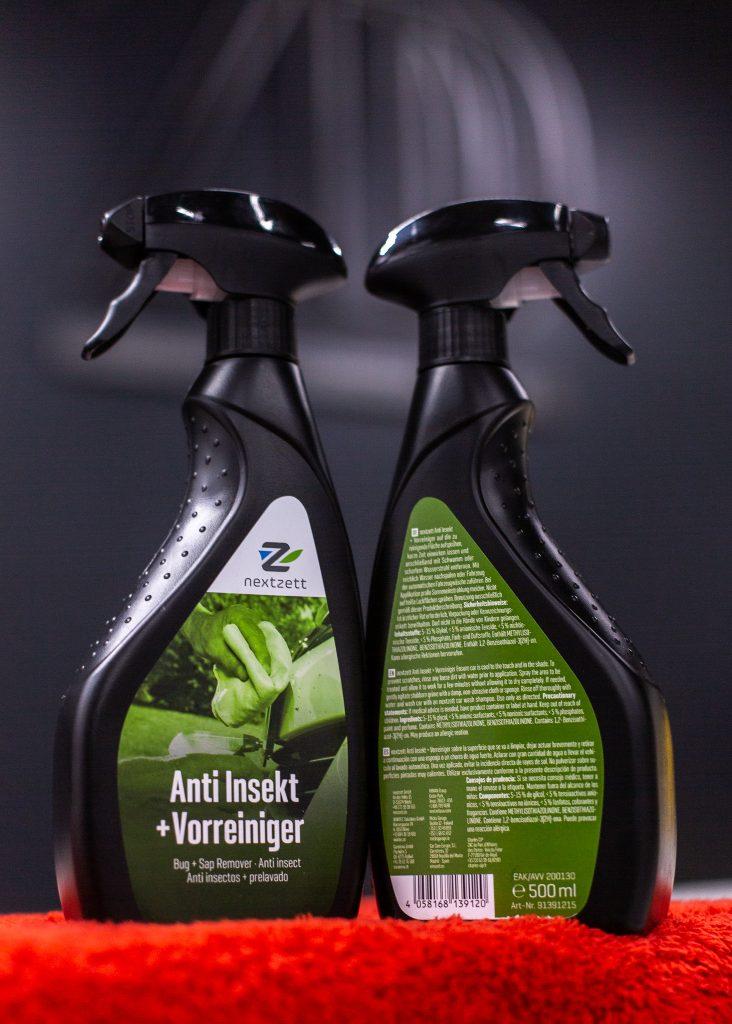 Nextzett Anti Insekt Bug & Sap Remover