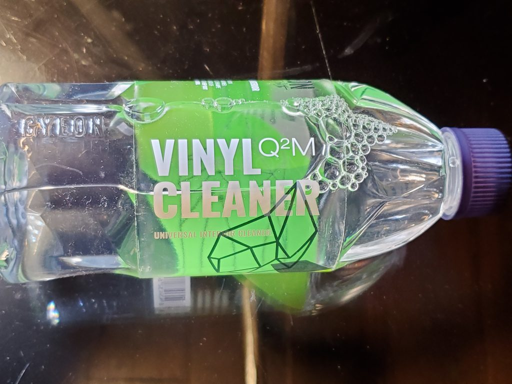 Vinyl Cleaner bottle