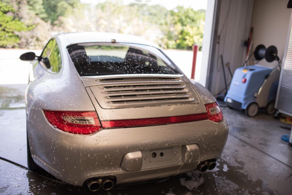 Porsche Detailing Atlanta