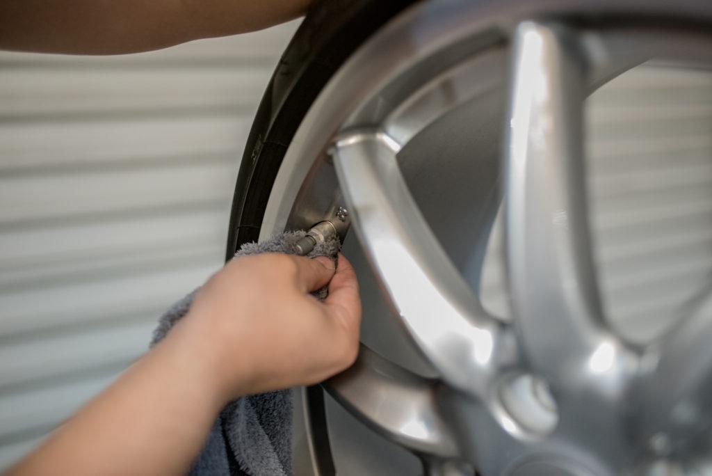 Porsche Wheel Detailing Atlanta
