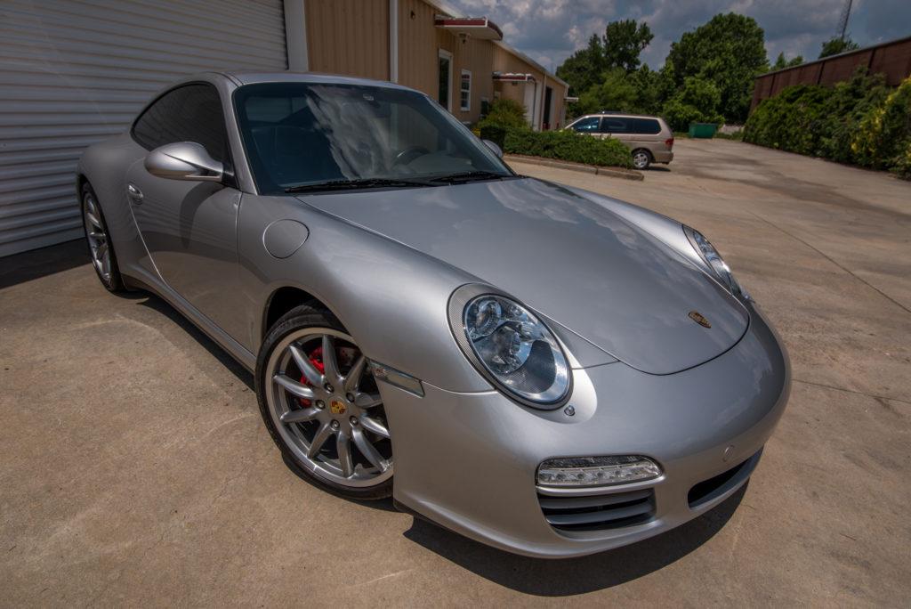 Atlanta Porsche Detailing