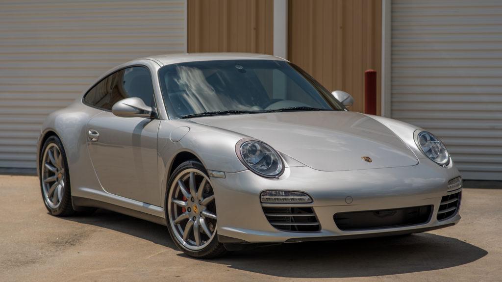 Porsche 997 911 4S Car Detailing