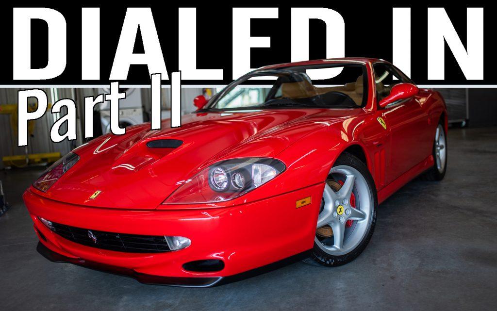 Ferrari Detailed