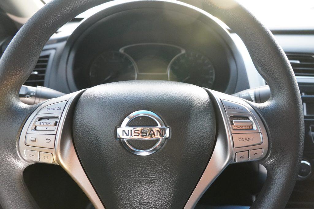 Steering-Area