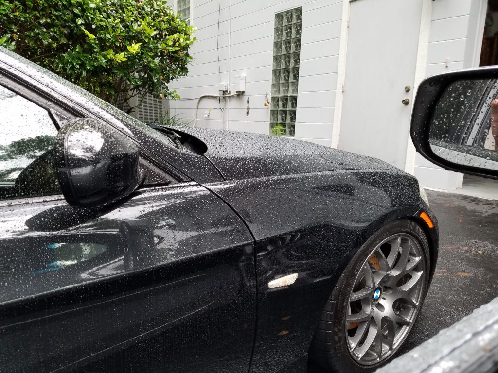 BMW-water-beading