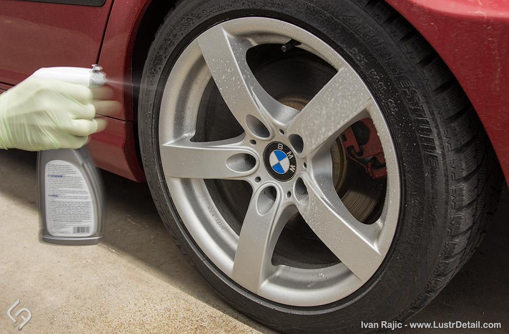 Sonax Wheel Cleaner Plus New Formula