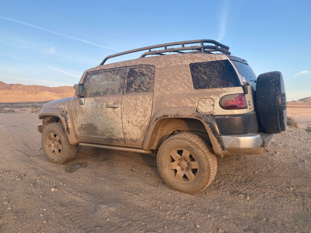 Off-Road-Dirty