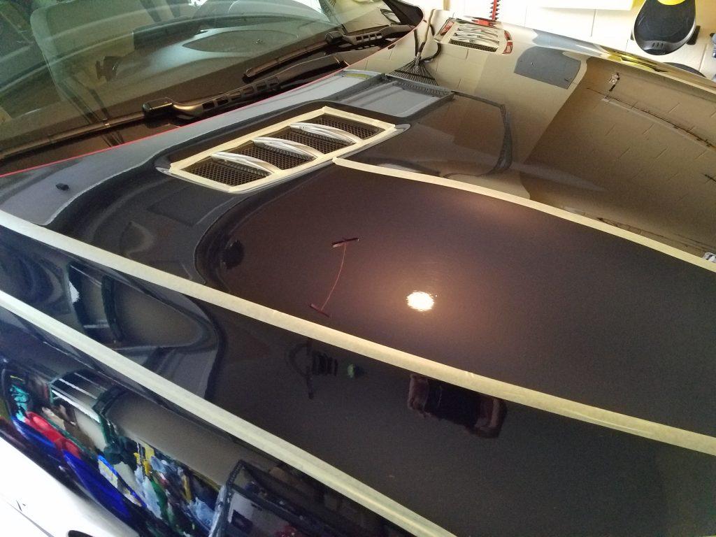 Mercedes-Detailing Tape