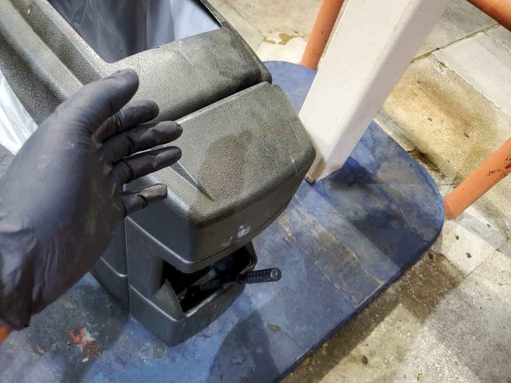 Discarding-Gloves