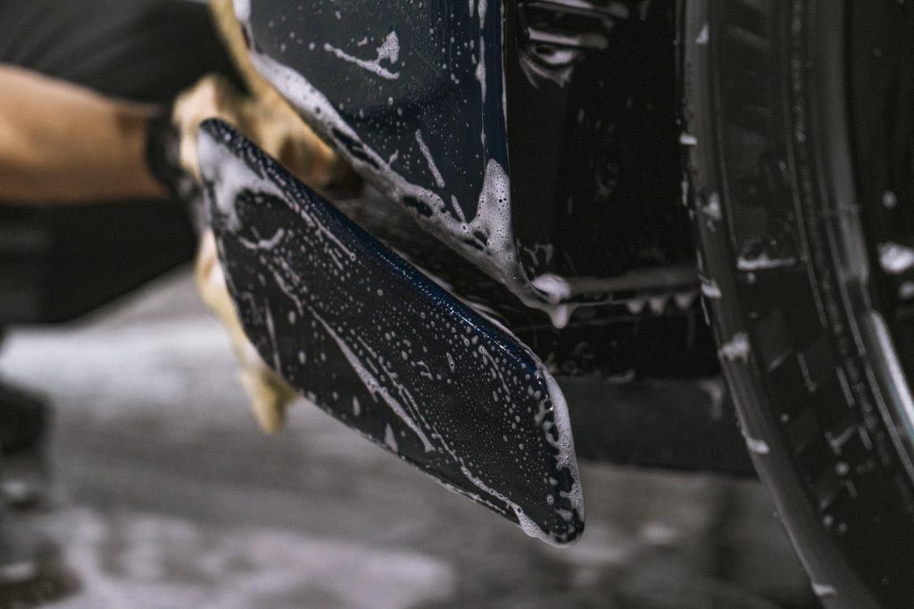 Ferrar pista- lower wash