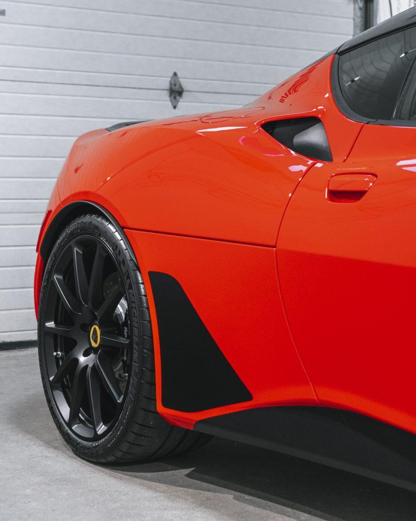lotus rear quater