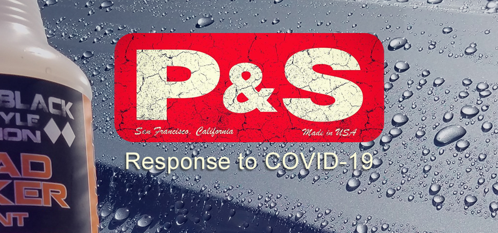 PS Detail Products Response to COVID-19